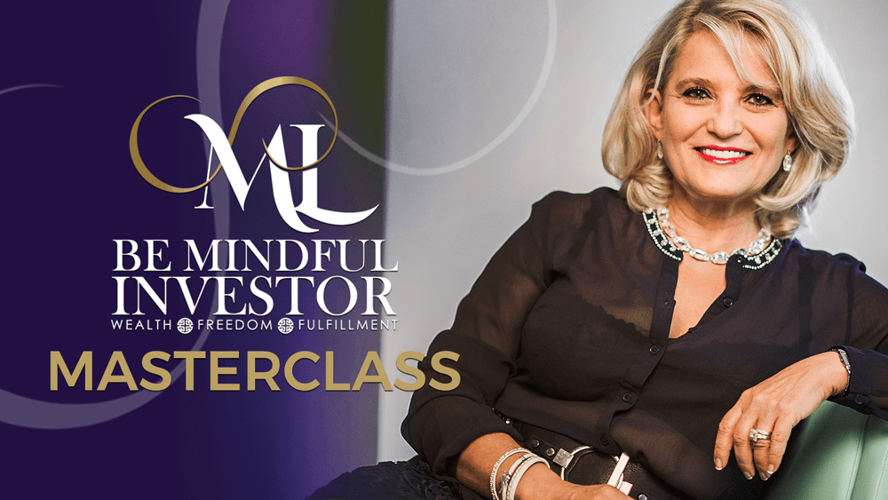 Be Mindful Investor Masterclass with Millen Livis